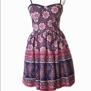 Band of Gypsies dress size small fit and flare